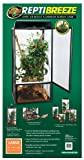Zoo Med ReptiBreeze Screen Terrarium, large size 18''W x 18''D x 36''H