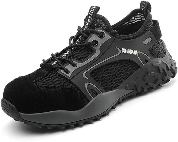 Safety Work Shoes Super Light Men Women
