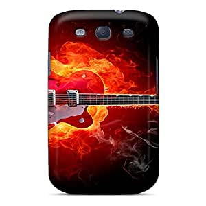 LauraAdamicska Samsung Galaxy S3 Shock-Absorbing Hard Phone Cases Unique Design Vivid Avenged Sevenfold Series [EYI7768mhZe]