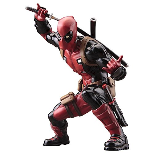 Kotobukiya Deadpool Marvel Now ArtFX+ (Deadpool X Force Costumes)