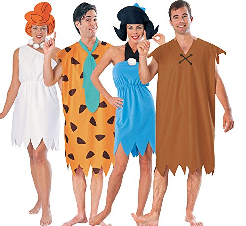 FutureMemories Flintstones Group Costume Set]()