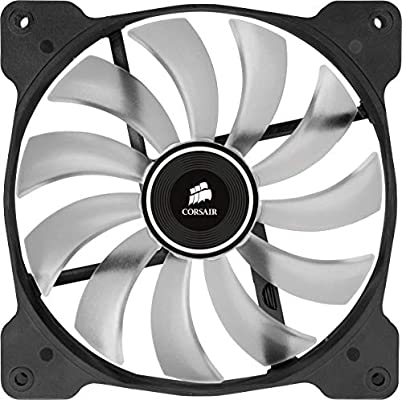 Corsair AF140 LED Quiet Edition Ventilador de PC (140 mm, Alto ...