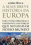 capa de A mais breve história da Europa