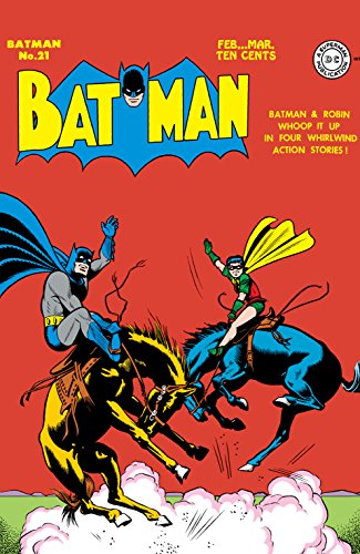 Batman (1940-) #21 (Batman (1940-2011) Graphic Novel)