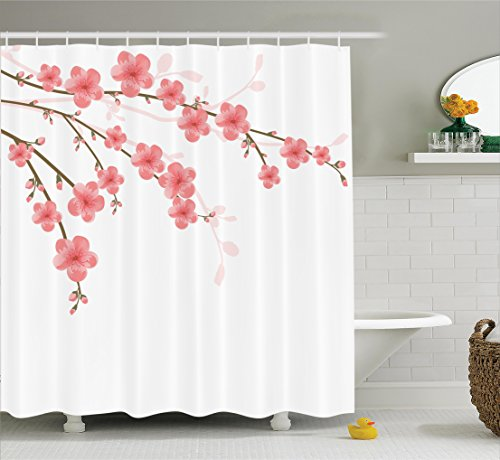 Ambesonne Springtime Illustration Accessories Extralong product image