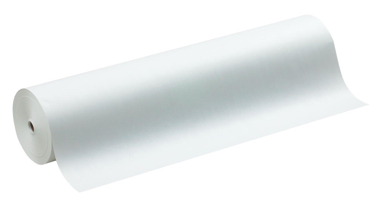 Pacon White Kraft Heavyweight Paper Roll, 3-Feet by 1,000-Feet (5936)