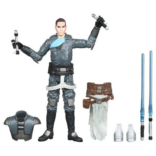 [Star Wars Vintage Figure - EU TFUII Starkiller] (Starkiller Costume Jedi)