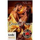 Dallas Fire & Rescue: Deadly Flame (Kindle Worlds Novella) (Dallas Deadly Book 1)