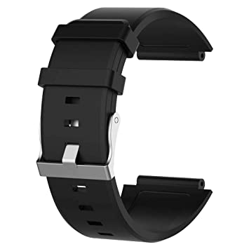 Amazon.com: UUMO Silicone Replacement Wrist Strap Bracelet ...