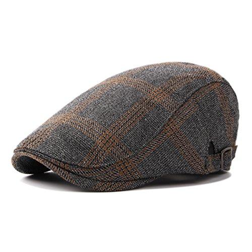 british style cap - 7