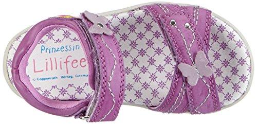 Prinzessin Lillifee 410333 Mädchen Sandalen Violett (Flieder)