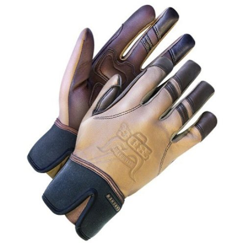 Bob Dale 20-1-10745-XL Ranchers Glove, Leather with Gel Pack Inserts, X-Large, Tan by Bob Dale B00JPGGQGM