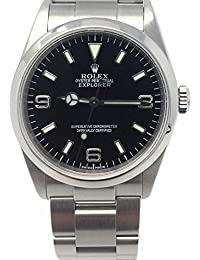 Explorer swiss-automatic mens Watch 114270 (Certified Pre-owned)