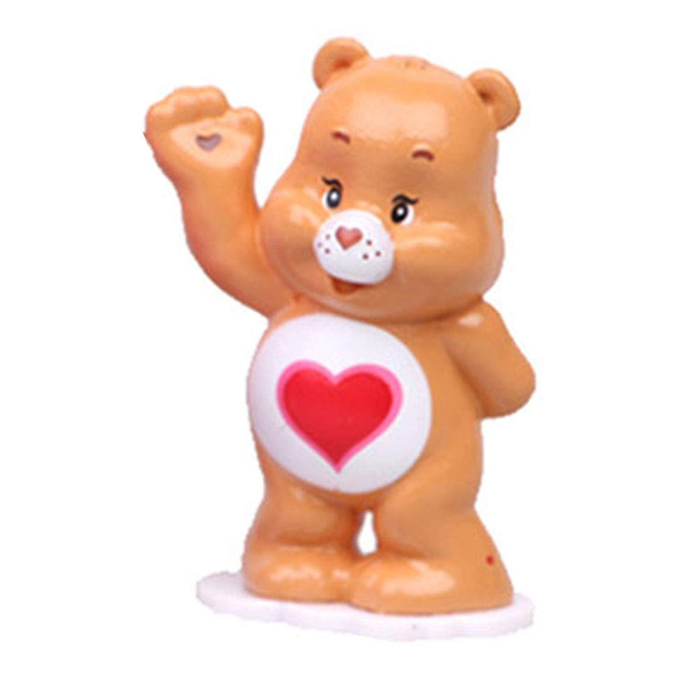 12pcs/Set Care Bears Japan Anime Model Action Figure Kids Toys New Great Gift Toy for Children Kids CXZC