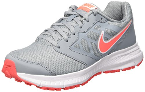 Nike Wmns Downshifter 6 - Zapatillas de running Mujer Gris (Dove Grey / Hot Lava-White)