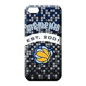 iphone 5 5s Heavy-duty New series phone case skin memphis grizzlies nba basketball