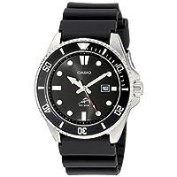 Reloj análogo Duro MDV106-1AV 200M para hombre de Casio, negro