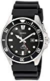 Casio Mens MDV106-1AV 200M Duro Analog Watch Black (Small Image)