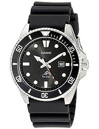 Casio MDV106-1A - Reloj (Reloj de pulsera, Masculino, Acero inoxidable, SR626, 3 Año(s), 4.85 cm)