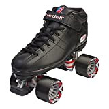Riedell Roller R3 (Black, 1 Medium)