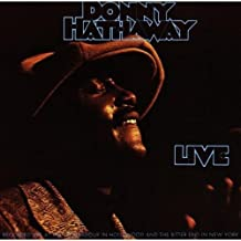 NEW Donny Hathaway - Live (CD)