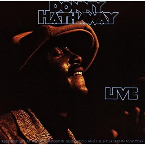 DONNY HATHAWAY - Donny Hathaway - Live - Amazon.com Music