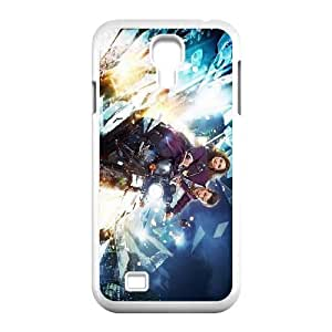 Samsung Galaxy S4 I9500 Phone Case White Doctor Who WQ5RT7540182