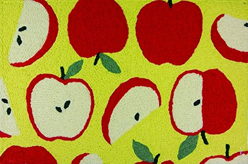 Jellybean Rug - Apple Toss