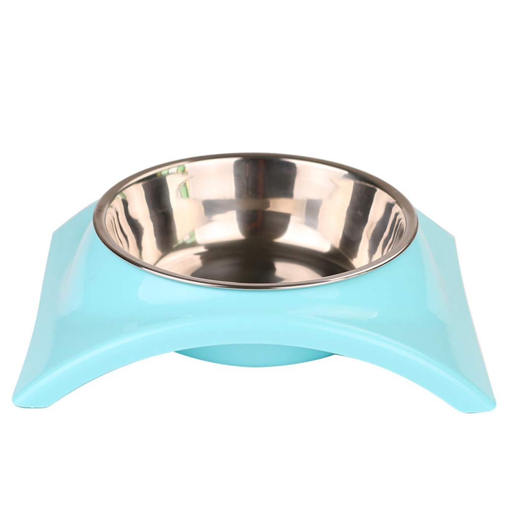 L Ronghuafugui Durable Dog Bowl Puppies Kittens tableware For Drink & Food Pots Pet Containers Supplies Pet Bowls (color   L)