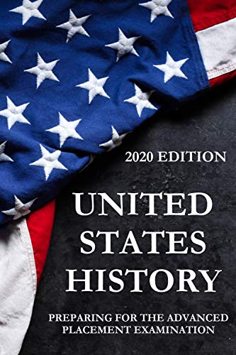 Us Current Events 2020.Advanced Placement Us History Revised 2020 Edition