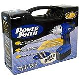 Power Smith Impact Driver Kit 12V