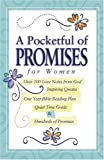 A Pocketful of Promises for Women, David C Cook, 1562921622