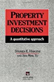 Property Investment Decisions, Stephen E. Hargitay, 0419167803