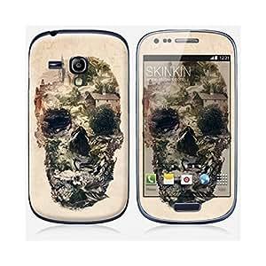 Samsung Galaxy S3 mini skin - Skinkin - Original Design : Town skull by Ali Gulec