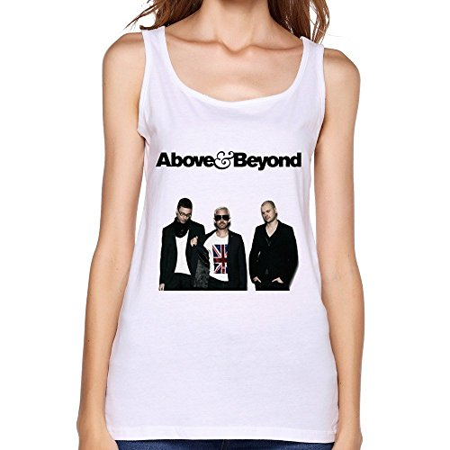 Ab Above And Beyond Acoustic Tour 2016 Tank Top For Women White