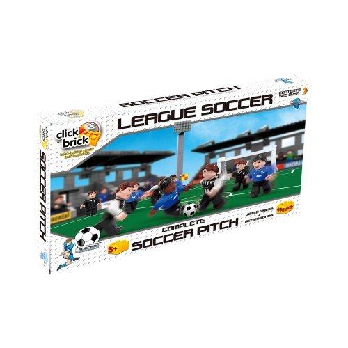 Click Bricks Soccer Pitch Set by Click Bricks