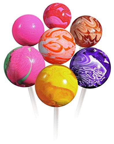 Ozark Delights Gourmet Lollipops 20-pack, 0.9oz (Variety Pack)