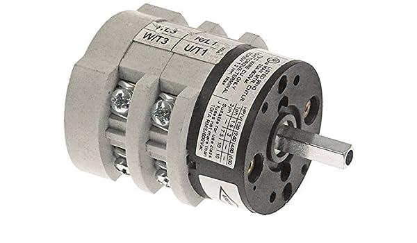Bremas CA0200004V - Interruptor giratorio para Expobar ...