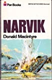 Front cover for the book Narvik by Donald Macintyre