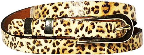 Pelle Dorati Multicolore E Sottile 18382 Fronhofer Metallo 1 In Art Passanti Donna Vera Alta 6 Cintura Circa Da Fibbia Cm OZnnxHwYq
