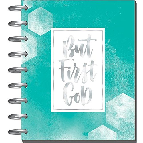 Happy Planner (But First, God Edition)
