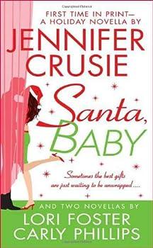 Santa, Baby 0312939760 Book Cover