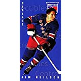 Jim Neilson Hockey Card 1994 Parkhurst Tall Boys 64-65 #102 Jim Neilson