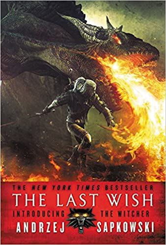 Image result for The Witcher introduction book