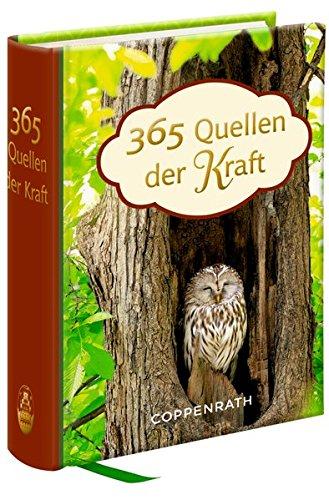 365 Quellen der Kraft (Taschenkalender)
