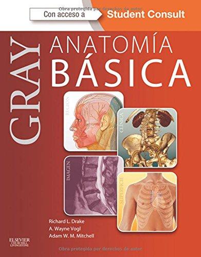 Gray. Anatomia basica + StudentConsult (Spanish Edition): Richard ...