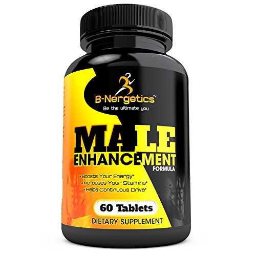 Male Enhancement Supplement Testosterone B Nergetics product image