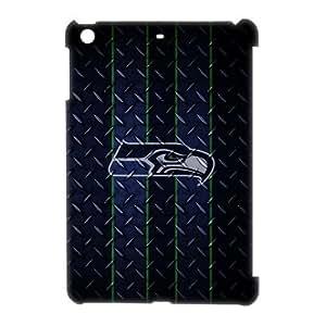 NFL Seattle Seahawks Ipad Mini Case Hard Plastic NFL Seahawks Ipad mini Slim-fit Cover