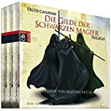 Die Gilde der schwarzen Magier Trilogie: Die Rebellin - Die Novizin - Die Meisterin