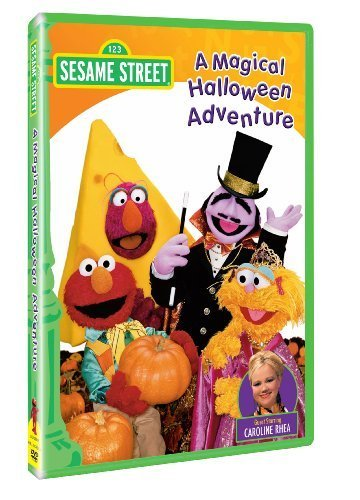 [Sesame Street - A Magical Halloween Adventure by Sesame Street] (Halloween Sesame Street)